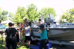 Boating Safety--July 13, 2010; John Merson Park Manager (John Martin Reservoir State Park)