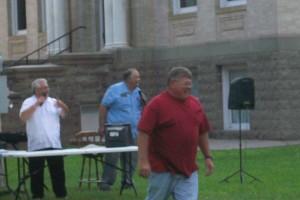 July 15, 2010-Mr. Glenn Parker, Mr. Daryl Grasmick & Mr. John Dell Performing